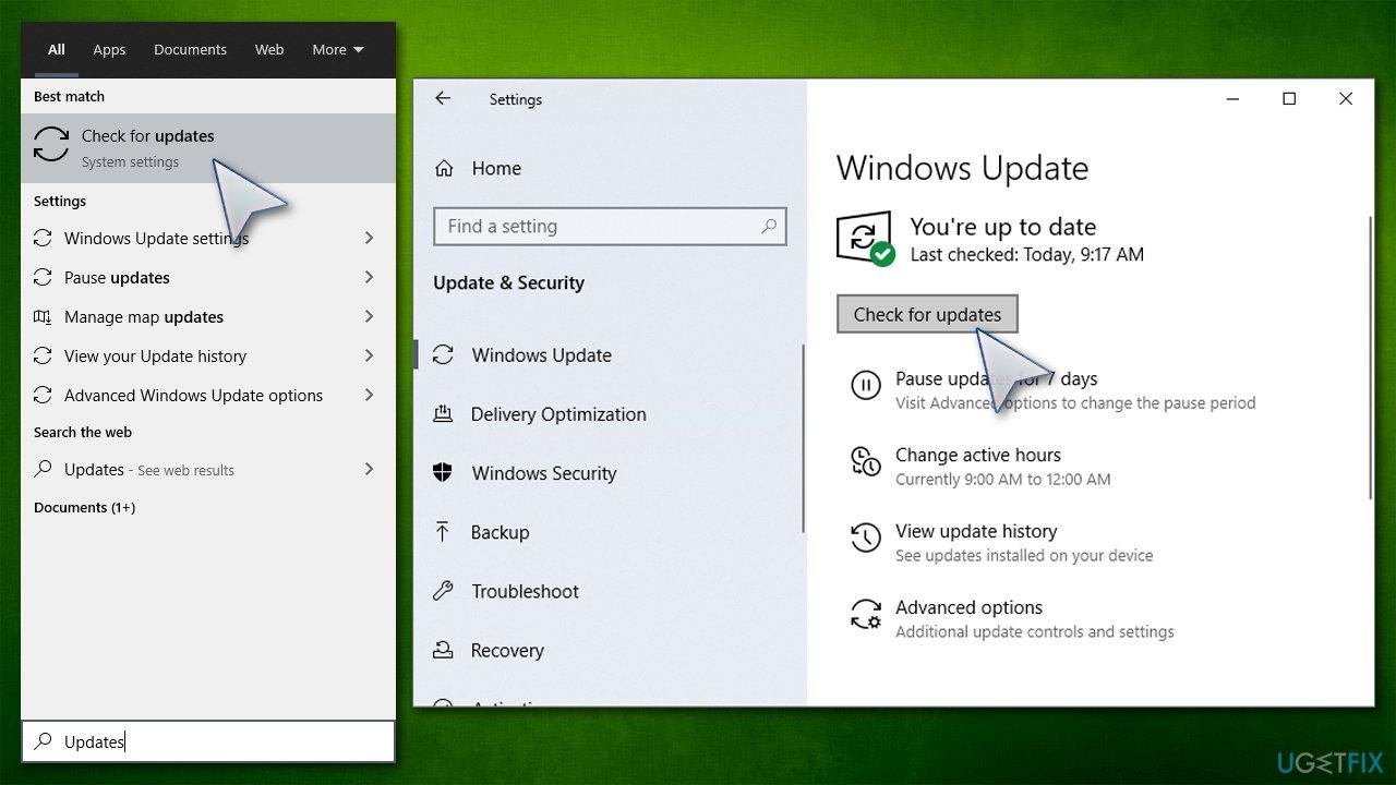 Update Windows