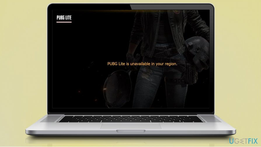 How to fix PUBG Lite is unavailable in your region?
