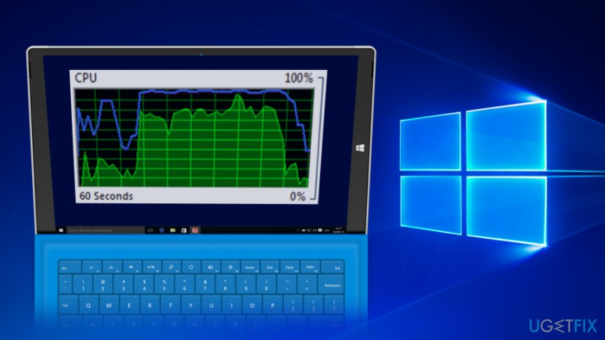 How to fix Runtime Broker high CPU usage in Windows 10?