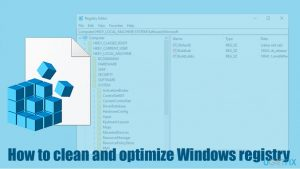 How to optimize your Windows Registry?