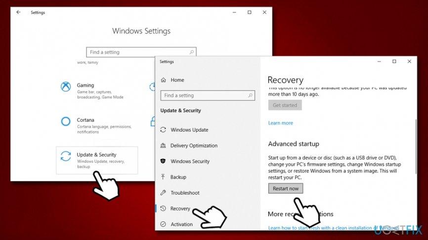 Remove Nesa ransomware