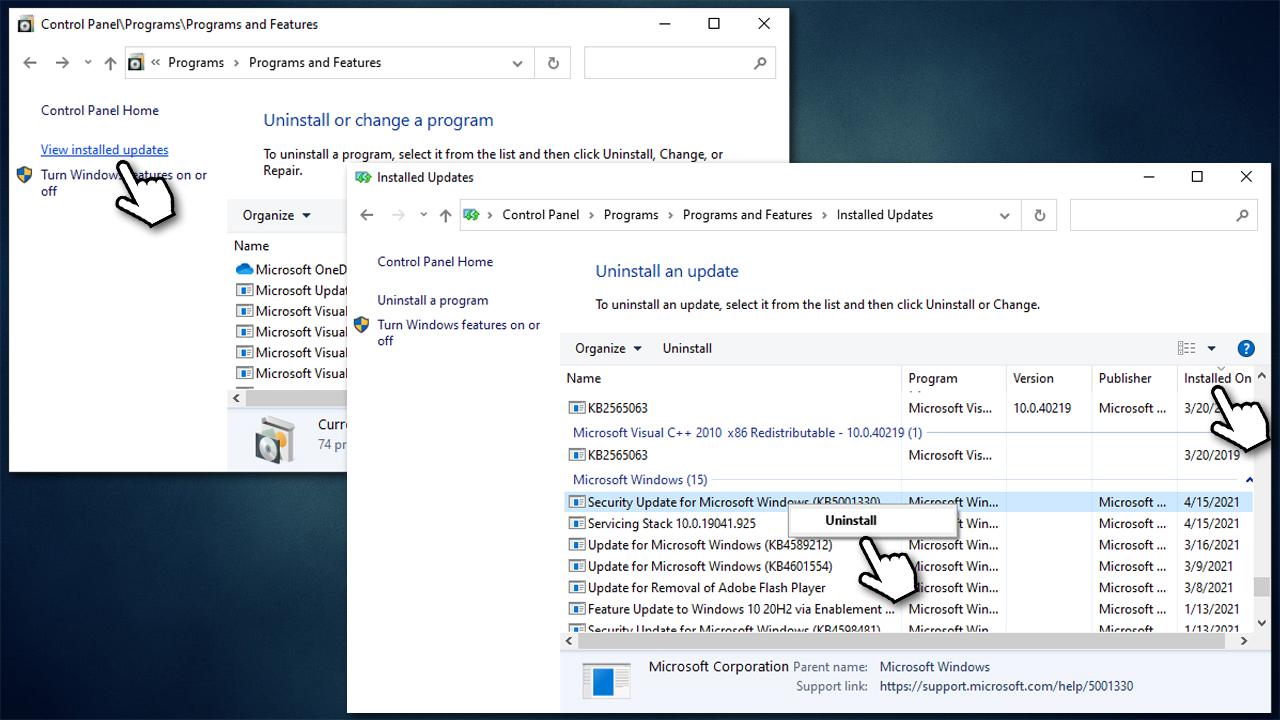How to remove Unknown Locale (qaa-latn) language in Windows 10?