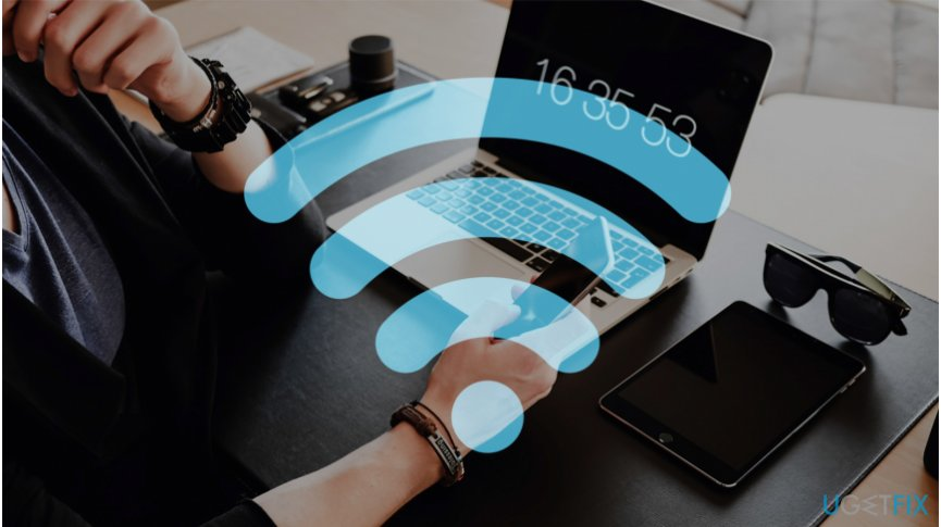 How to share Wi-Fi from Mac?