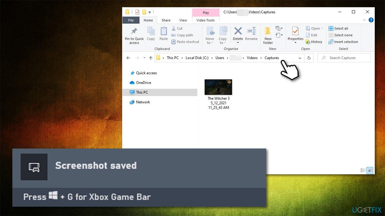 Use Xbox Game Bar