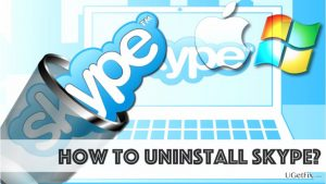 How to Uninstall Skype?