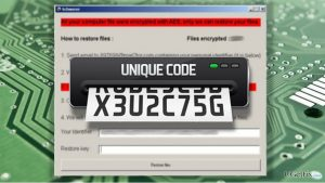 How to recover files encrypted by Schwerer ransomware?