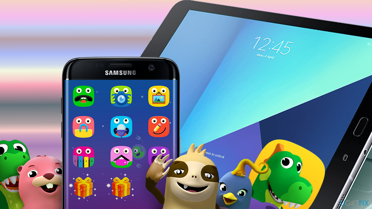 How to Disable Kids Mode or Uninstall Kids Mode App on Samsung Galaxy?