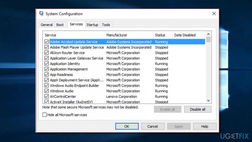 Get rid of Windows 10 Creators Update Install Errors