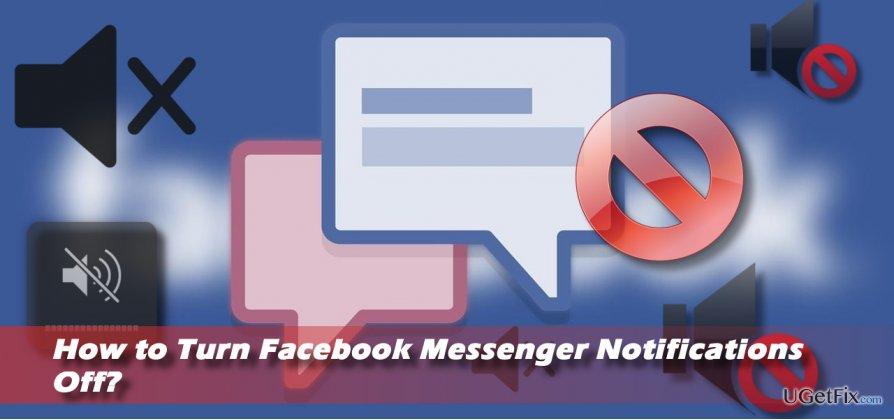 disabling messenger notifications