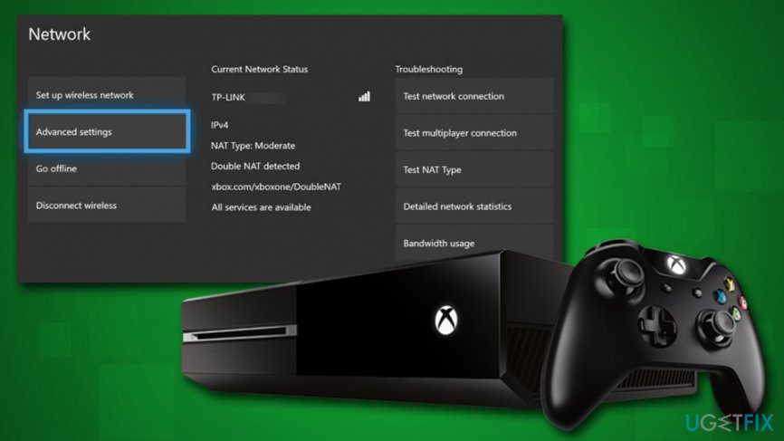 Fix Netflix error NW-2-5 on Xbox