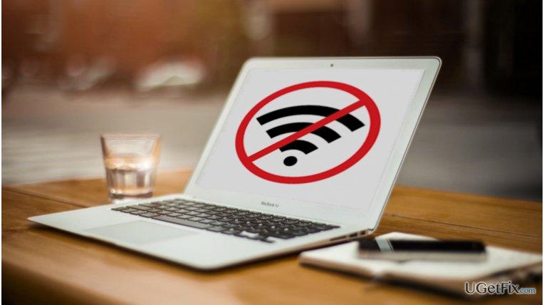 No Internet in Windows OS