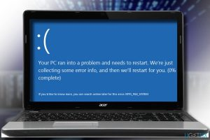 How to fix NTFS_FILE_SYSTEM BSOD on Windows 10?