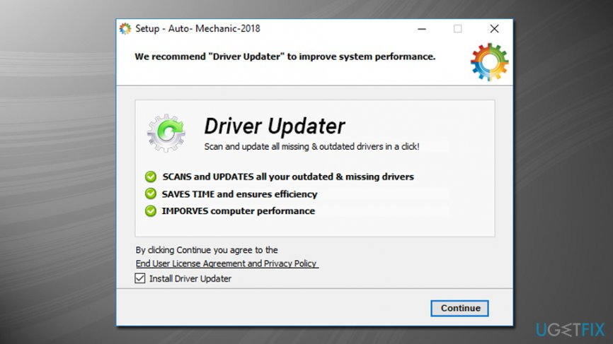 Offered Driver Updater