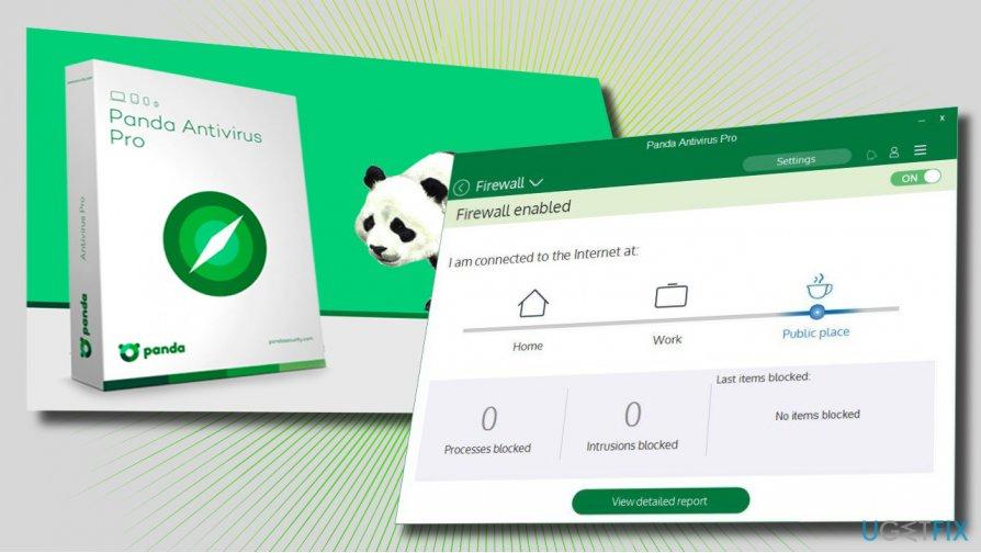 Panda Antivirus Pro removal