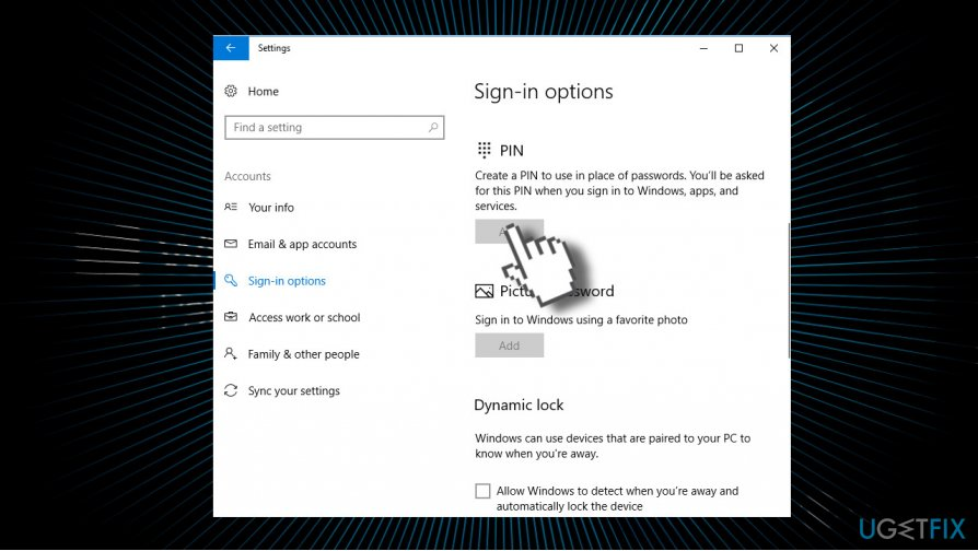 How to Fix Error Code 0x8009002d When Signing in to Windows 10 Account?