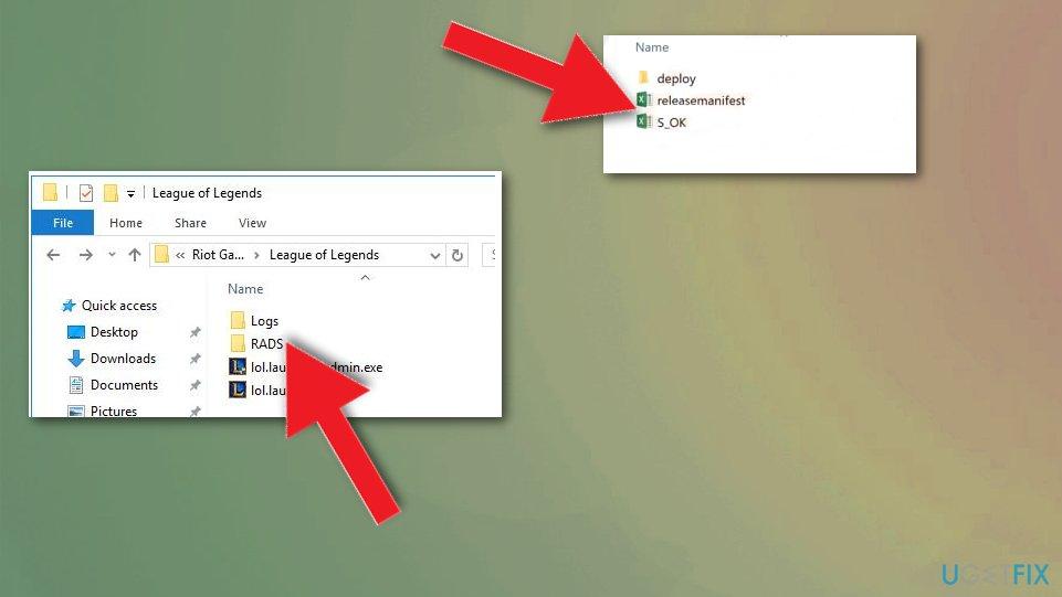 Delete particular RAD files