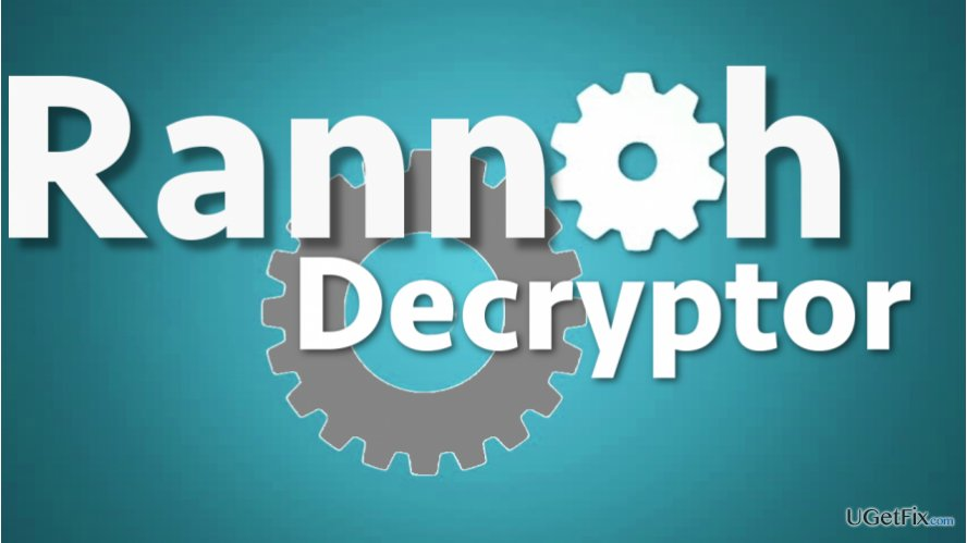 Rannoh decryptor illustration