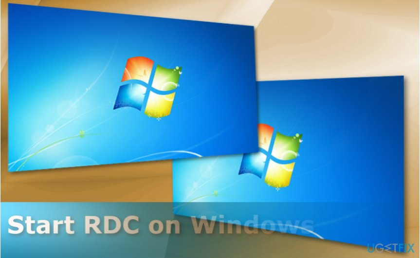 RDC can be set up easily
