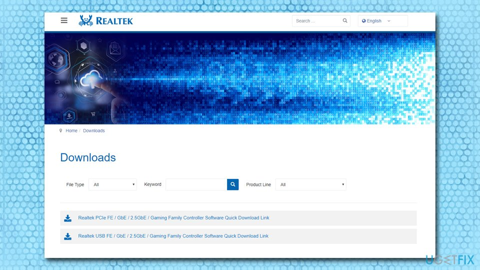 Download Realtek HD Audio Manager