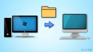 How to share files between computers?