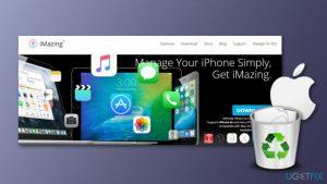 How to Uninstall iMazing on Mac OS X