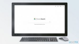 How to remove Chromesearch.win from the browser?