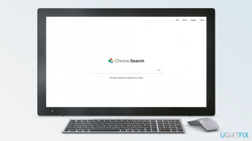 How to remove Chromesearch.win from the browser