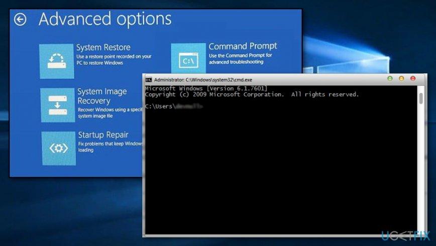 Try repairing 0xc000014c error code