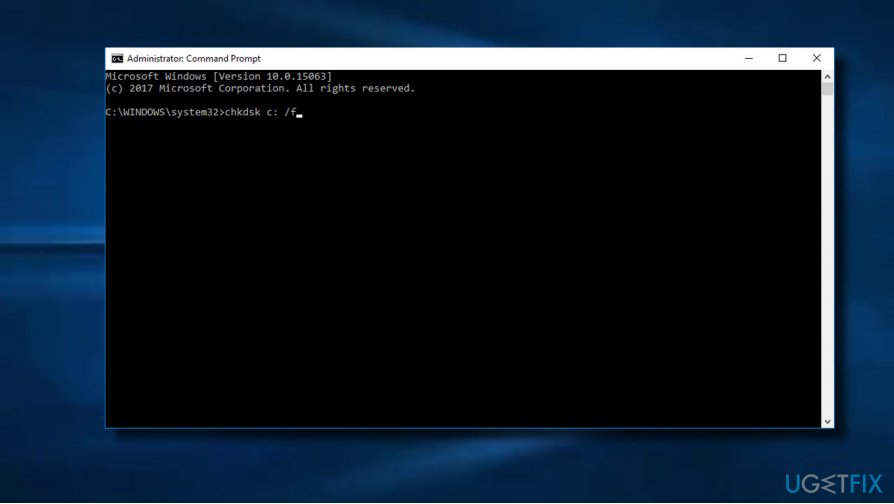 Run Command Prompt admin
