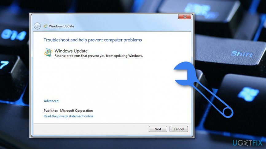 Get rid of Windows 10 Cumulative Update KB3198586 Installation Error problem