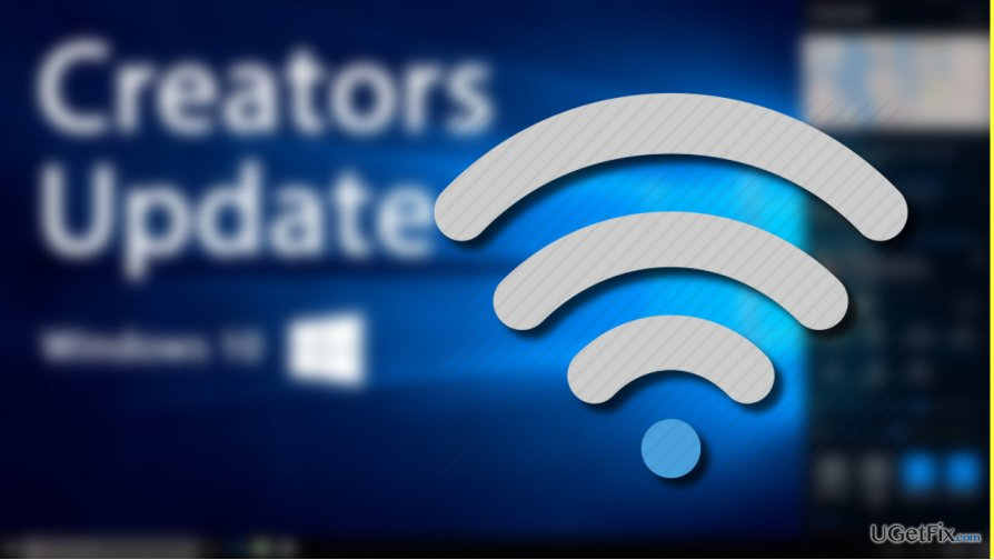 an image of empty Wi-Fi connection