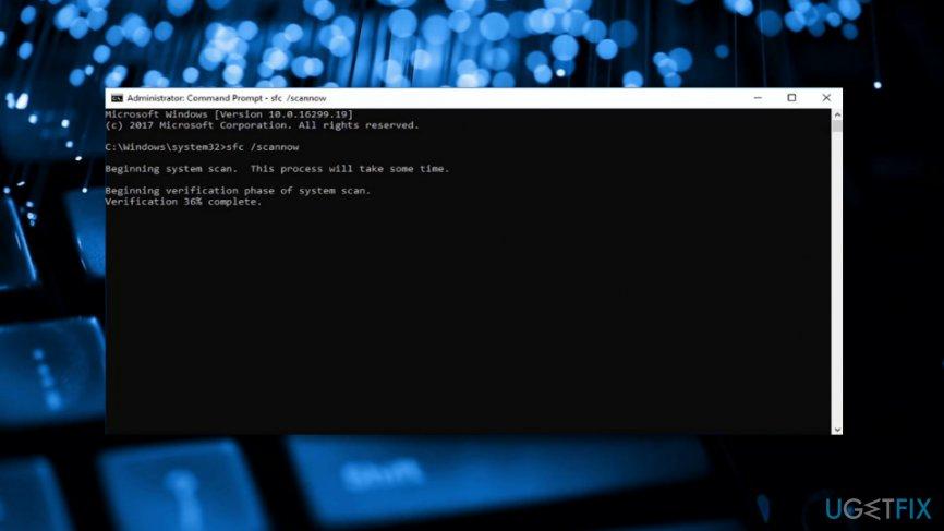 Try fixing error 0x8007139f