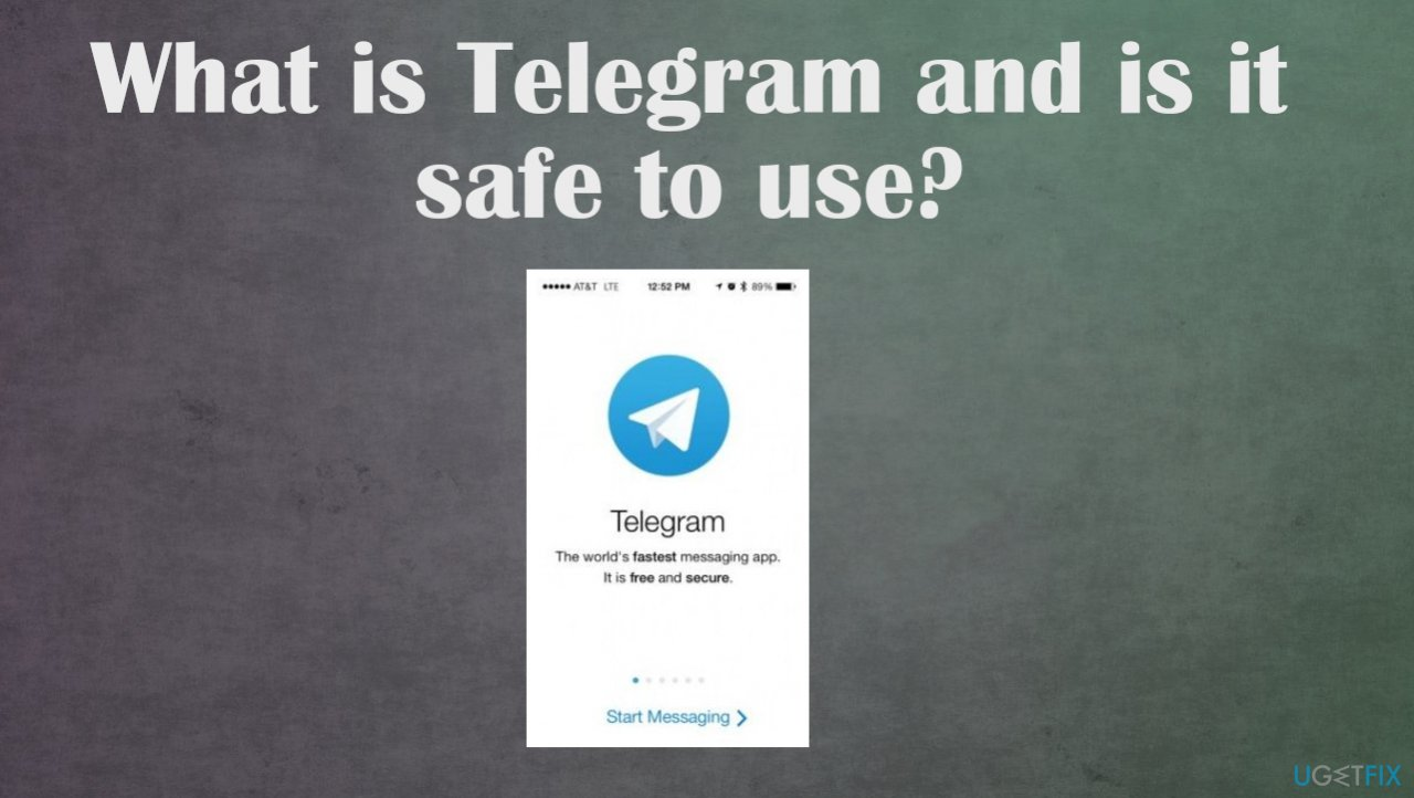 Telegram application FAQ