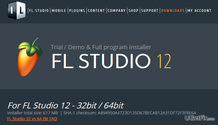 fl studio 12 reg key download