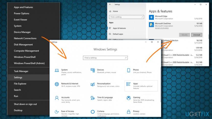 Uninstall Microsoft OneDrive