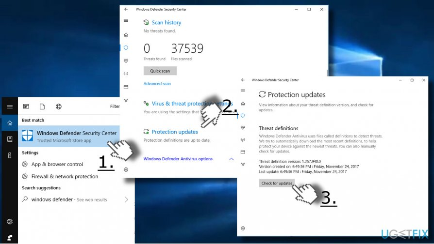 4 Ways To Update Antivirus Software on Windows 10