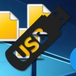 Recover files from USB