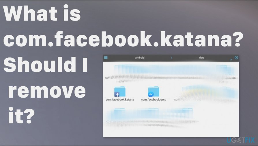 What is com.facebook.katana