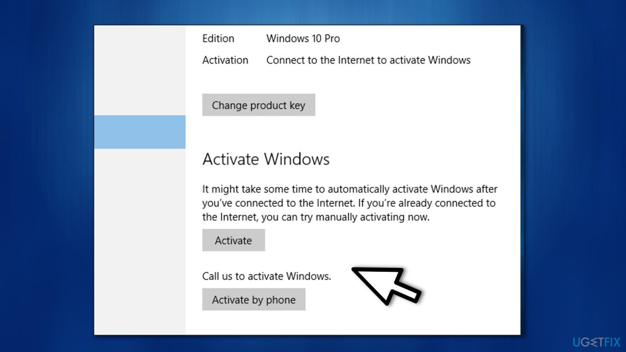cannot activate because this product is incapable of kms activation. windows 7