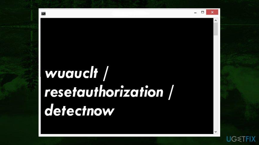 Windows Standalone error fix via cmd