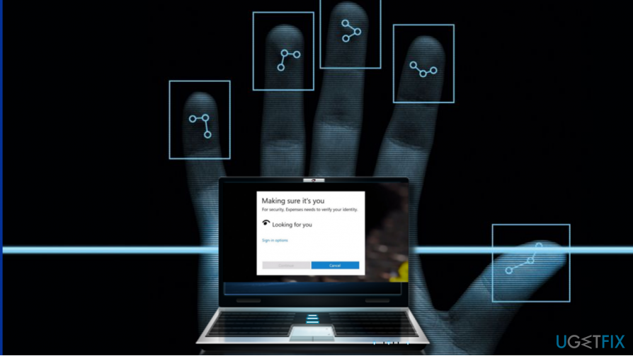 Windows Hello Fingerprint Sign-In