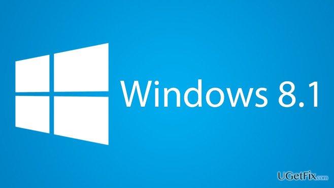 Windows 8.1 snapshot